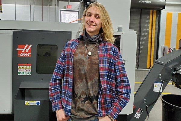 2018 Travers Tool For Schools Scholarship Winner
